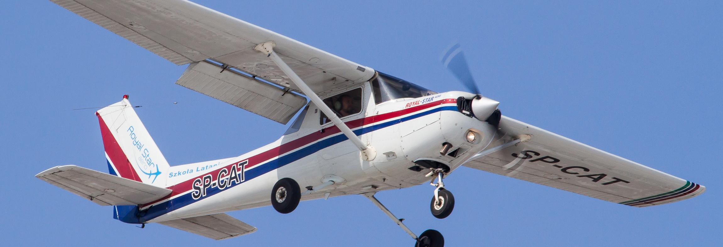 Cessna C-152 SP-CAT