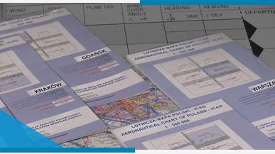 Darmowe warsztaty online - Mapy VFR