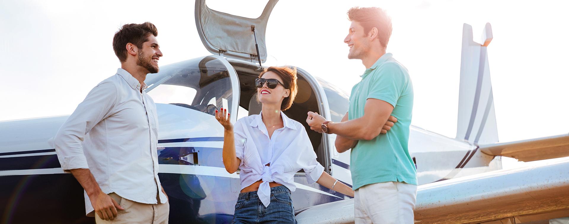 Pilot turystyczny PPL(A)